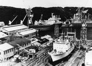 「造船のまち」 記録と記憶