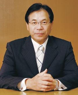 県内にある8信金の理事長で初の就任となった平松理事長