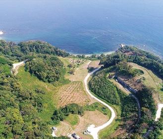 取り組みの趣旨に賛同して場所を提供する「ファーマシーガーデン浦賀」(西浦賀)