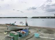 漁船で相模湾をクルーズ