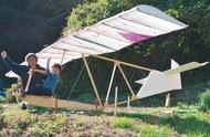 主翼6m 巨大グライダー
