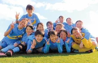 4年ぶりの関東突破に歓喜する選手たち