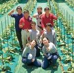横須賀商議所「産農人」プロジェクトのメンバーら