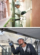 外壁塗装で防水・遮熱も