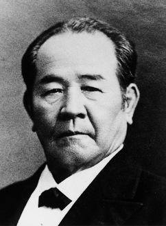 渋沢栄一の肖像(=埼玉県深谷市蔵)