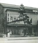 旅館にある最も古い外観写真=昭和12(1937)年頃