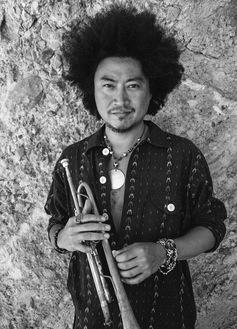 トランペット奏者の黒田卓也氏©Hiroyuki Seo