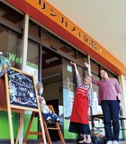 空き店舗に住民つなぐカフェ