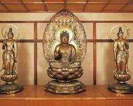 運慶作の仏像一般公開