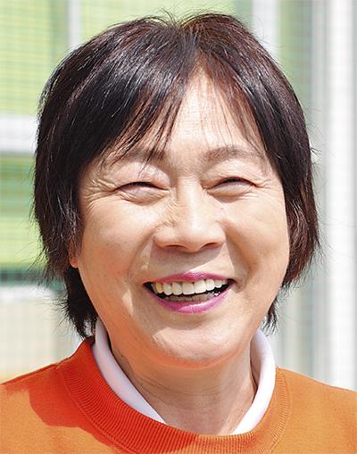 小崎 幸子さん