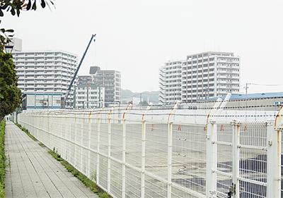 新港埠頭、液状化の可能性
