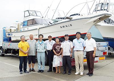 「漁業者の生活再建に」
