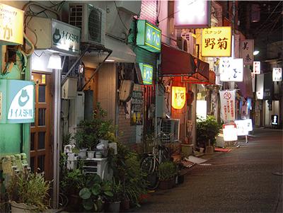 開発を逃れたれレトロな街並みに商機が 「昭和の郷愁」売り込め   横須賀   タウンニュース