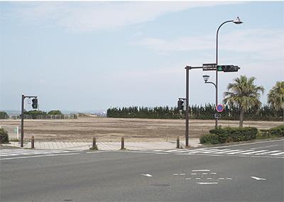 展示場跡地に家電「ノジマ」