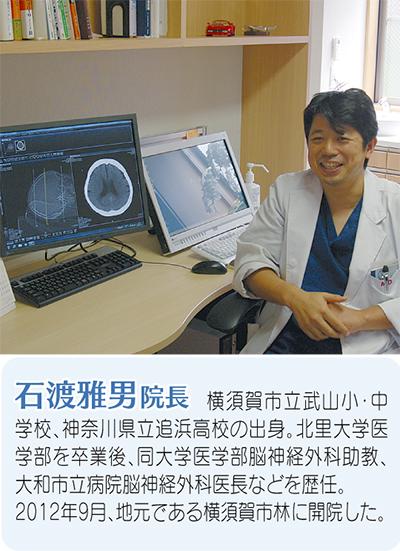 脳神経外科と漢方内科