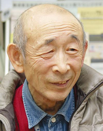 蘇武(そぶ)春男さん