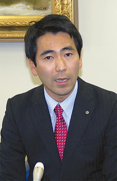 吉田市長「まだ道半ば」