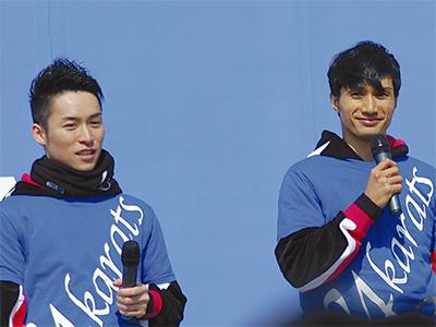 2人が語る「横須賀」