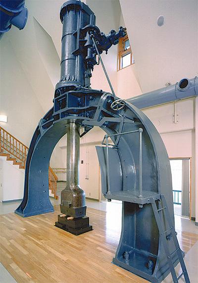 「機械遺産」に横須賀の鉄槌