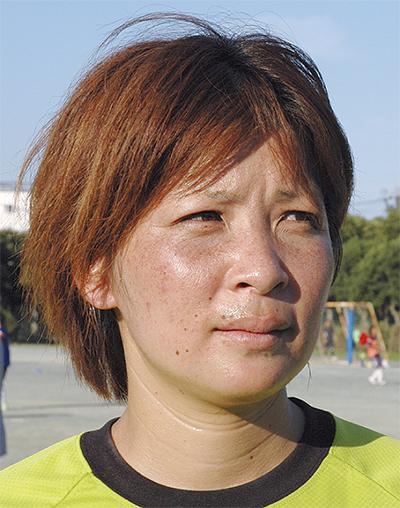 鈴木 智子さん