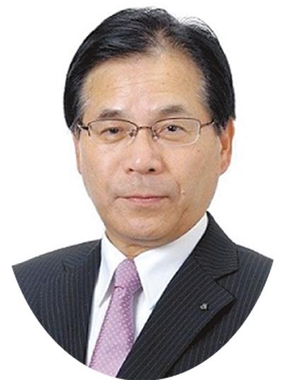 新会頭 に平松廣司氏