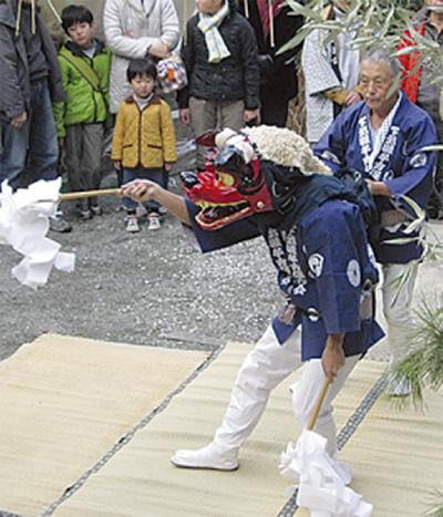 元旦祭と初詣
