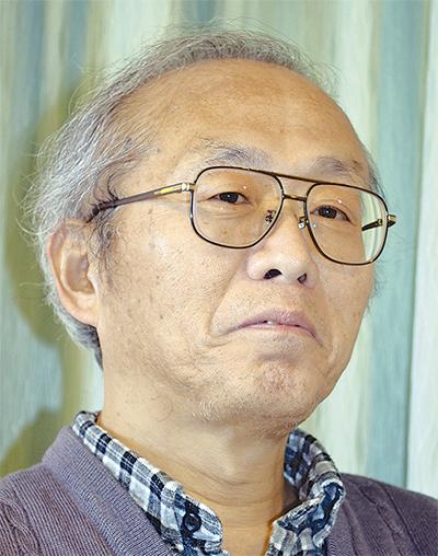 増田 務さん