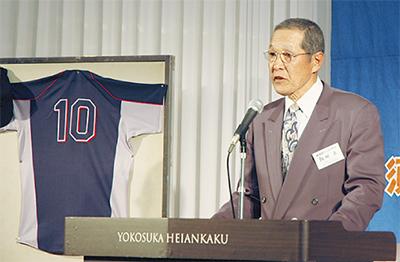 「横須賀シニア」創立20周年