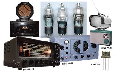 無線通信技術の変遷