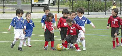 キッズサッカー大会・教室