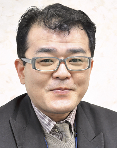 菊地 勝広さん