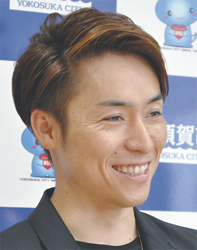 EXILEのパフォーマー。ダンスの可能性を追求する研究所(E.P.I.)の所長も務める EXILE TETSUYAさん 横須賀市出身 34歳