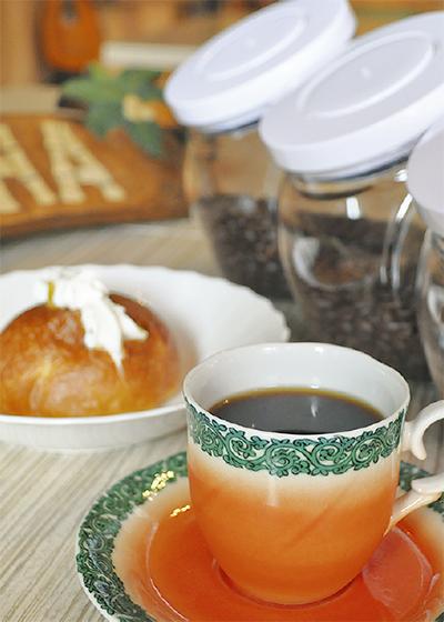 南国風カフェ こひさまコーヒー