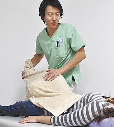 膝痛で悩む人へ朗報