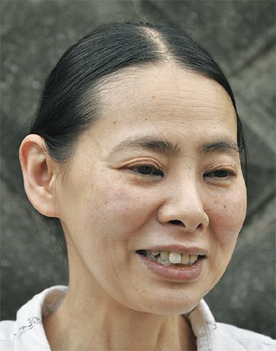 柳澤 由美子さん