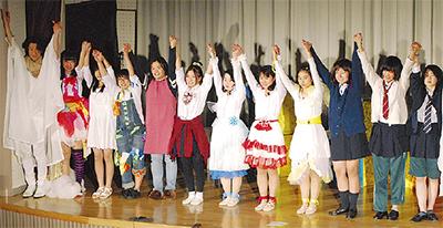 高校生ミュージカル再び