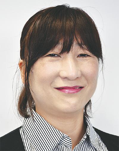 濱浦 悦子さん