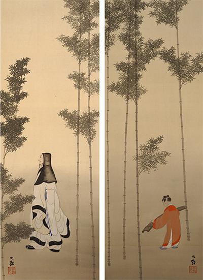 日本画を身近に楽しむ