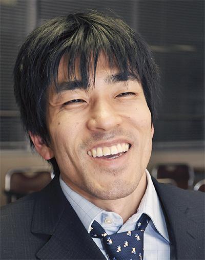 山本 慧さん