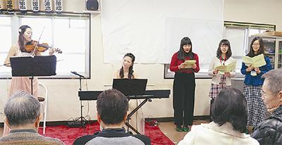 県福大生が「活性化サポーター」