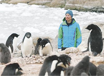 南極大陸 生命の不思議