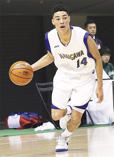 最年少で日本代表候補