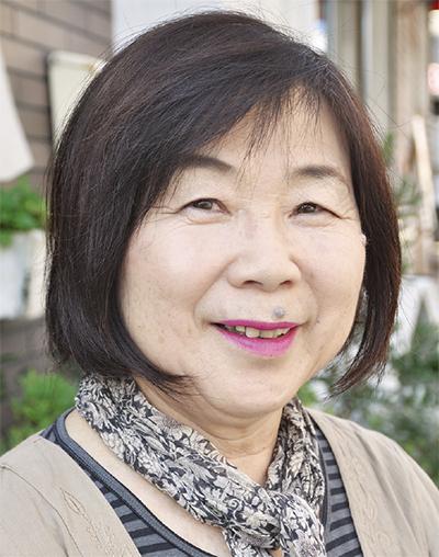 石渡 千代さん