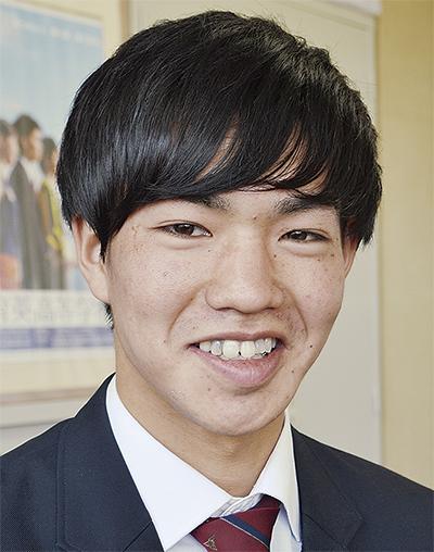後藤田 亘輝さん