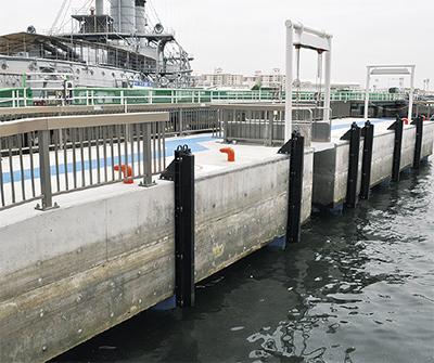 「新三笠桟橋」供用開始へ