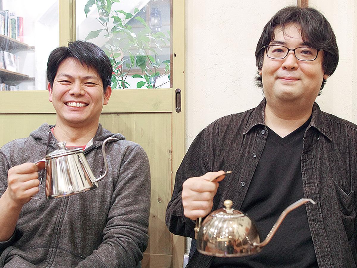 コーヒー文化の伝道師