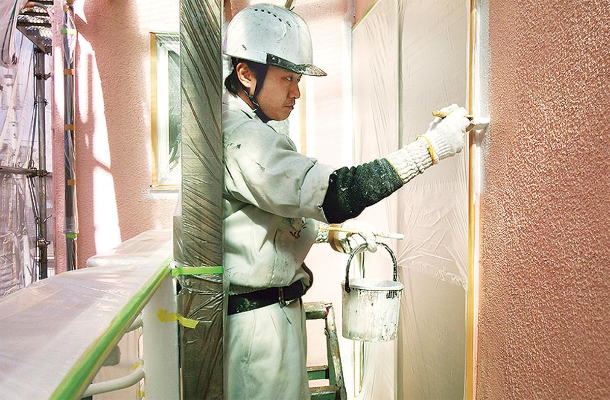 増税前に考える外壁塗装