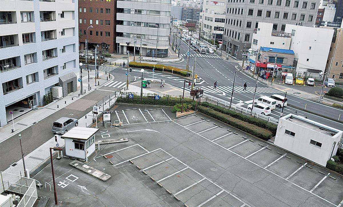 ホテル横須賀が取得