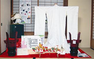 昭和20〜30年頃の花嫁衣裳