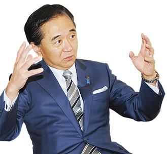 黒岩祐治神奈川県知事